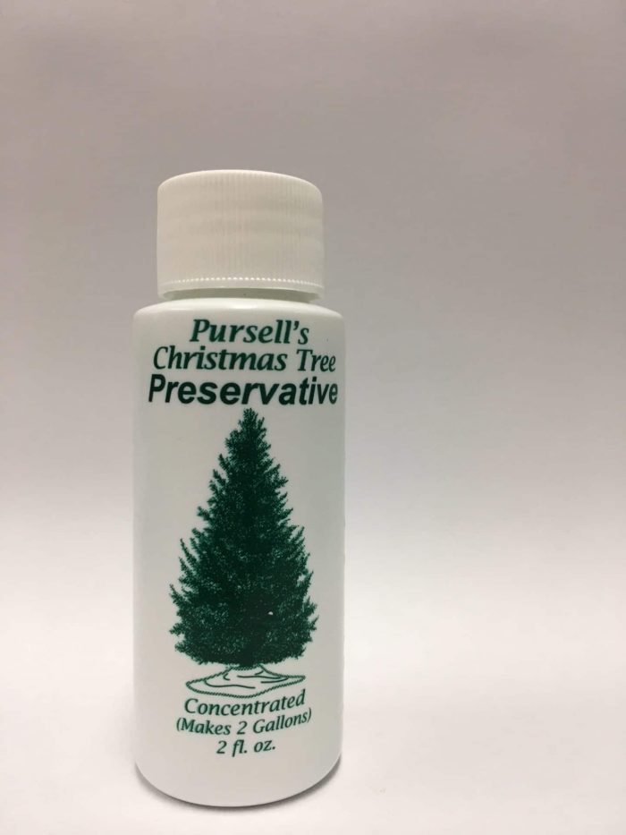Christmas Tree Preservative – Small – Christmas Tree Stands