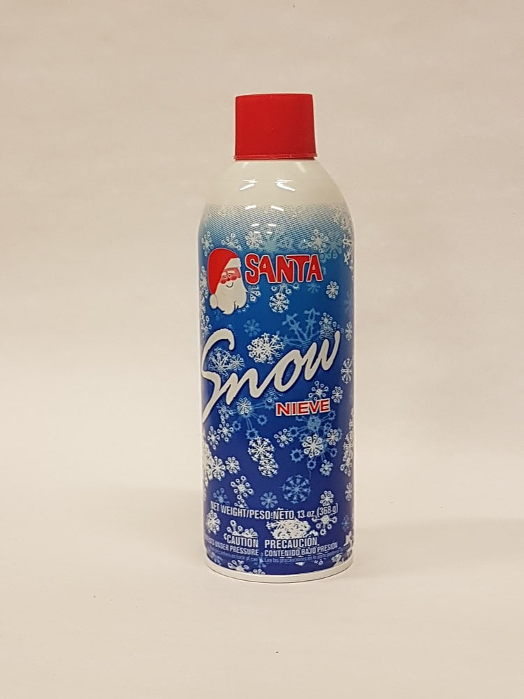 snow-spray