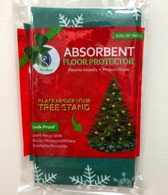 absorbent-mat